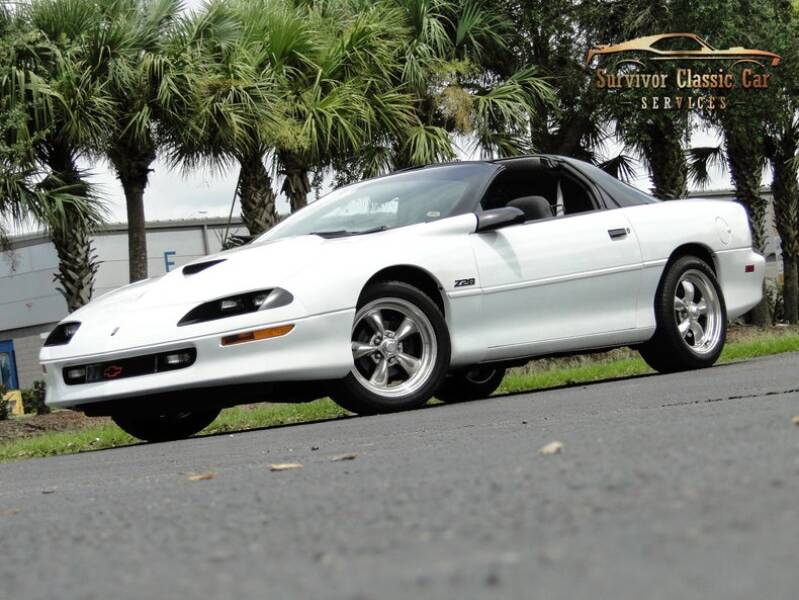 1994 Chevrolet Camaro for sale at SURVIVOR CLASSIC CAR SERVICES in Palmetto FL
