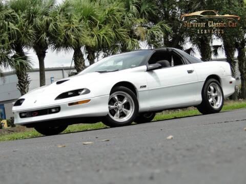 1994 Chevrolet Camaro for sale at SURVIVOR CLASSIC CAR SERVICES in Palmetto FL