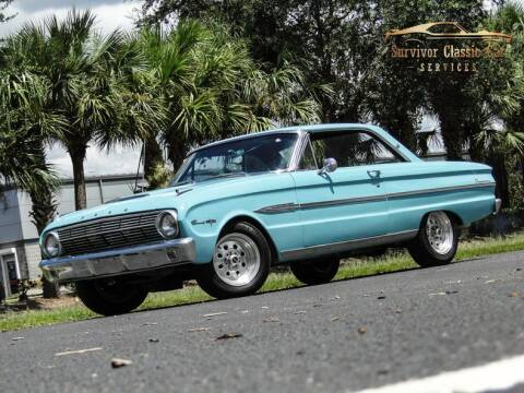 1963 Ford Falcon for sale at SURVIVOR CLASSIC CAR SERVICES in Palmetto FL