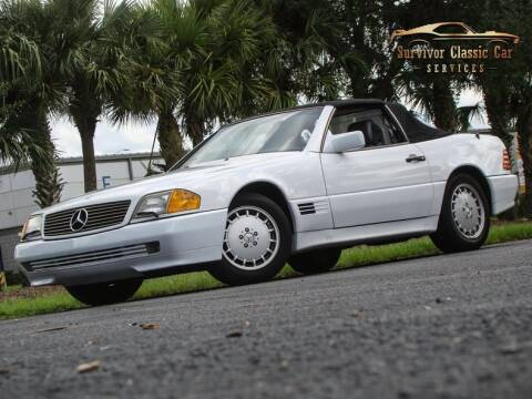 1991 Mercedes-Benz 300-Class for sale at SURVIVOR CLASSIC CAR SERVICES in Palmetto FL