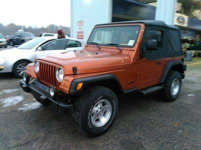 1999 Jeep Wrangler for sale in Syracuse, IN