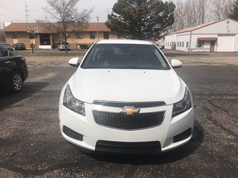 2014 Chevrolet Cruze for sale in Lansing, MI