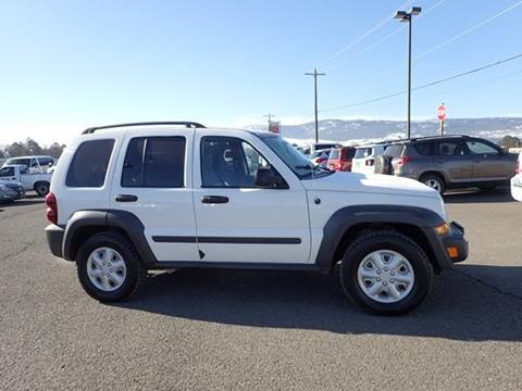 2007 Jeep Liberty for sale in La Grande, OR