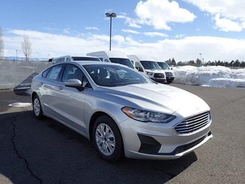 2019 Ford Fusion for sale in La Grande, OR