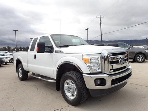 Used Ford F250 For Sale >> 2012 Ford F 250 Super Duty For Sale In La Grande Or