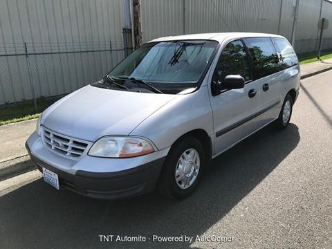 8b35141ffa Used 1999 Ford Windstar For Sale in Washington - Carsforsale.com®