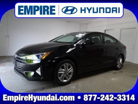 2019 Hyundai Elantra for sale in Fall River, MA