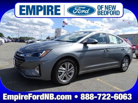 2019 Hyundai Elantra for sale in New Bedford, MA