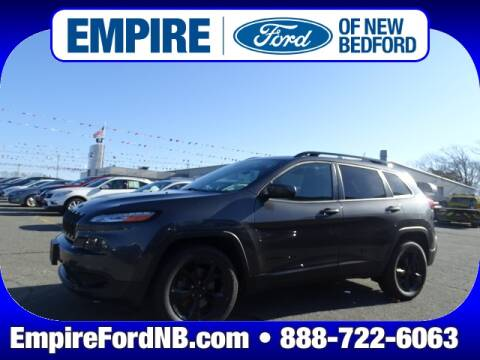 2016 Jeep Cherokee for sale in New Bedford, MA