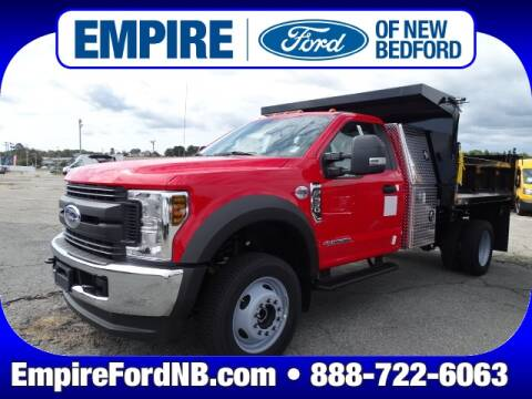2019 Ford F-550 Super Duty for sale in New Bedford, MA