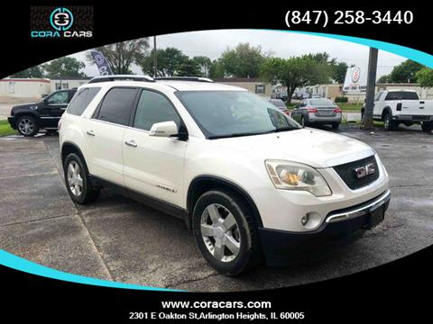 2007 GMC Acadia for sale in Arlington Heights, IL