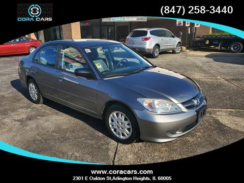 2005 Honda Civic for sale in Arlington Heights, IL