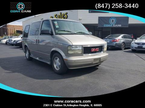 2002 GMC Safari for sale in Arlington Heights, IL