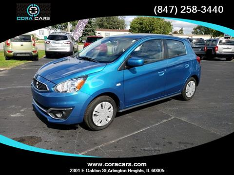2017 Mitsubishi Mirage for sale in Arlington Heights, IL