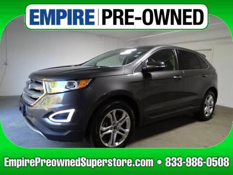 2018 Ford Edge for sale in Swansea, MA