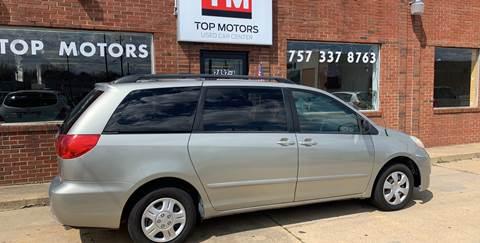 2008 Toyota Sienna for sale in Portsmouth, VA