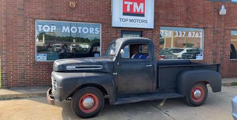 1950 Ford F-100 for sale in Portsmouth, VA