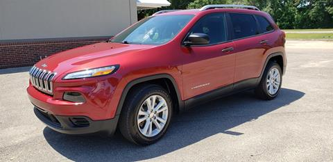 2015 Jeep Cherokee for sale in Tallahassee, FL