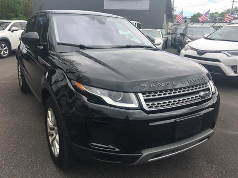 2018 Land Rover Range Rover Evoque for sale in Roslyn Heights, NY