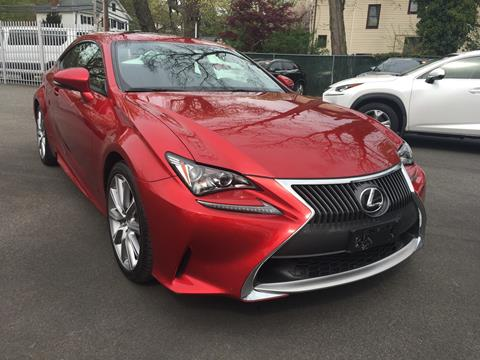 2015 Lexus RC 350 for sale in Roslyn Heights, NY