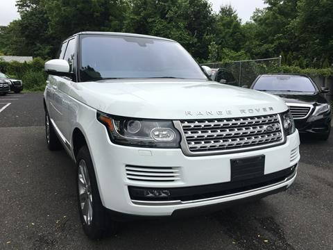 2016 Land Rover Range Rover for sale in Roslyn Heights, NY