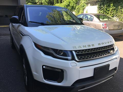 2016 Land Rover Range Rover Evoque for sale in Roslyn Heights, NY