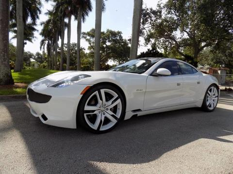 2012 Fisker Karma for sale in Hollywood, FL
