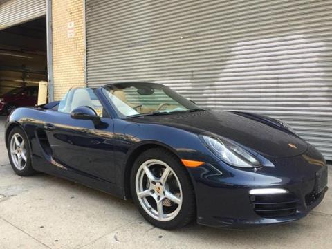 2014 Porsche Boxster for sale in Hollywood, FL