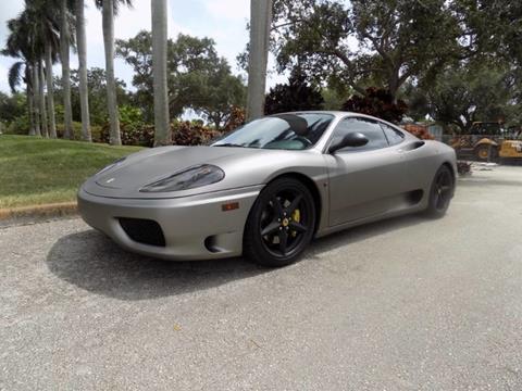 2000 Ferrari 360 Modena for sale in Hollywood, FL