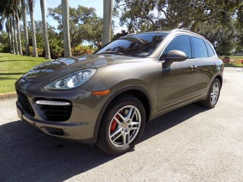 2011 Porsche Cayenne for sale in Hollywood, FL