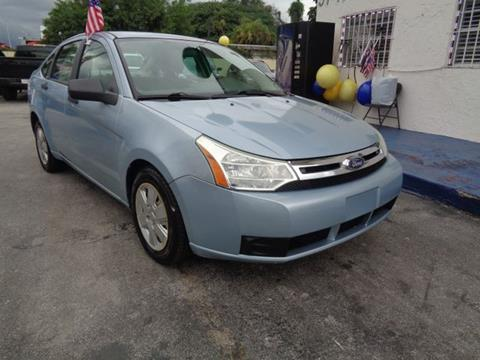 2008 Ford Focus For Sale >> 2008 Ford Focus For Sale In Miami Fl