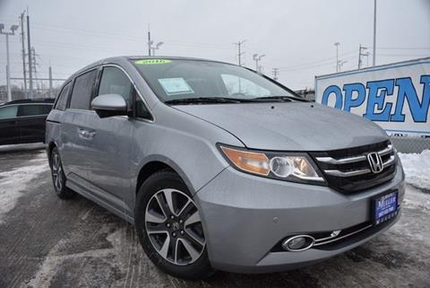 2016 Honda Odyssey for sale in Highland Park, IL