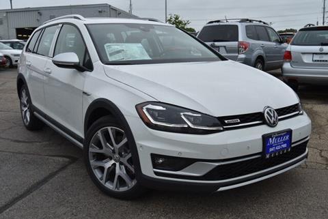 2019 Volkswagen Golf Alltrack for sale in Highland Park, IL