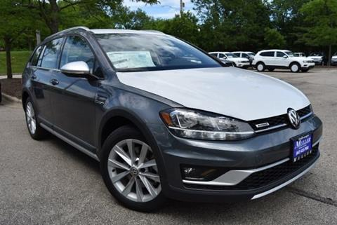 2019 Volkswagen Golf Alltrack for sale in Highland Park, IL