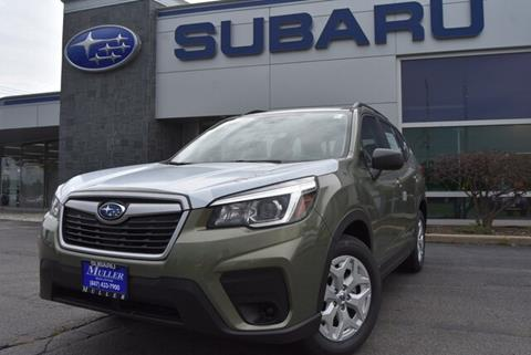 2019 Subaru Forester for sale in Highland Park, IL