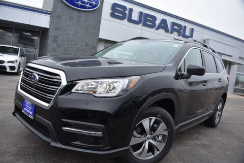 2020 Subaru Ascent Premium 7-Passenger for sale at Muller Subaru Volkswagen in Highland Park IL