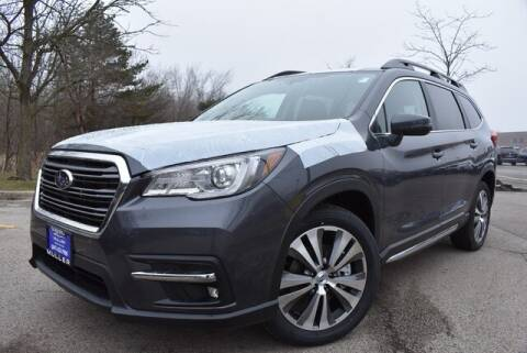 2020 Subaru Ascent Limited 7-Passenger for sale at Muller Subaru Volkswagen in Highland Park IL