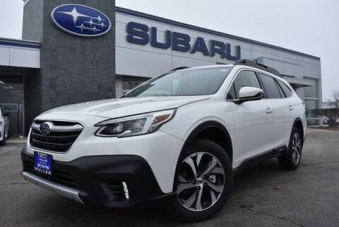 2020 Subaru Outback Limited XT for sale at Muller Subaru Volkswagen in Highland Park IL