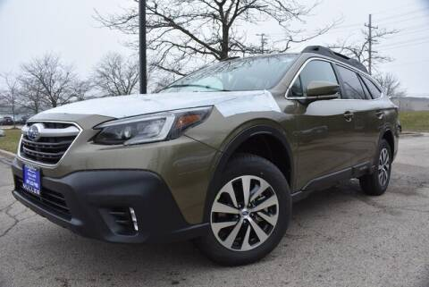 2020 Subaru Outback Premium for sale at Muller Subaru Volkswagen in Highland Park IL