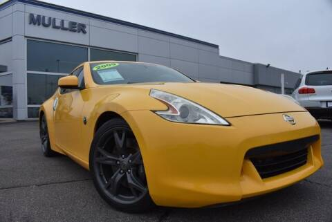 2009 Nissan 370Z for sale at Muller Subaru Volkswagen in Highland Park IL