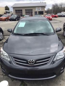 2013 Toyota Corolla for sale in Morristown, TN