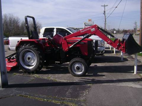 2016 MAHINDRA  4550 for sale in Morristown, TN