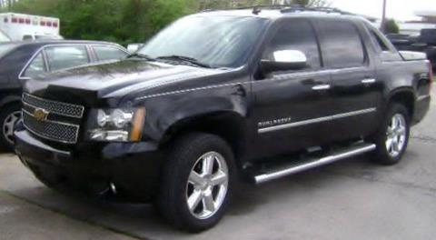 2012 Chevrolet Avalanche for sale in Morristown, TN