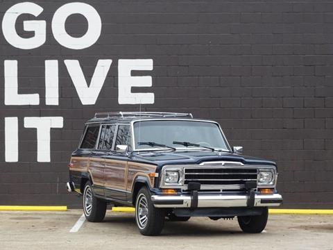 1989 Jeep Grand Wagoneer for sale in Birmingham, AL