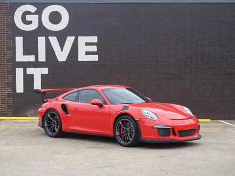 2016 Porsche 911 for sale in Birmingham, AL
