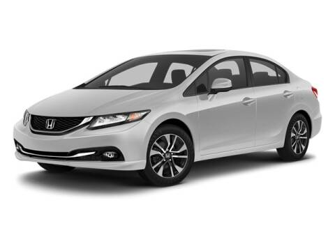 2013 Honda Civic EX-L for sale at Schomp Subaru in Aurora CO