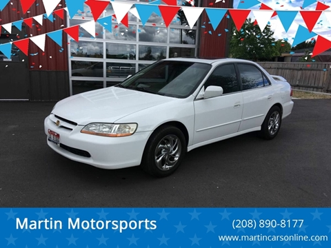 1999 Honda Accord for sale in Star, ID