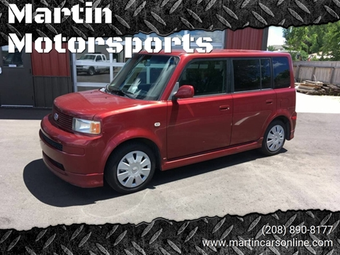 2006 Scion xB for sale at Martin Motorsports in Star ID