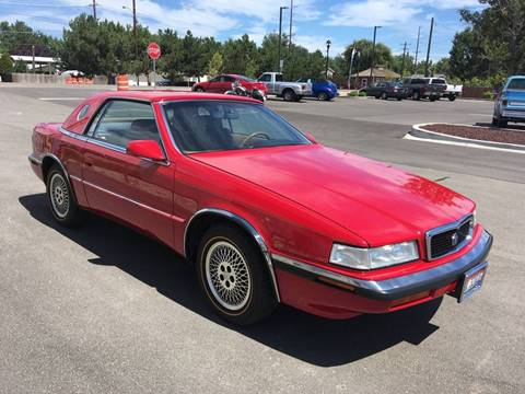 1991 Chrysler TC for sale in Star, ID