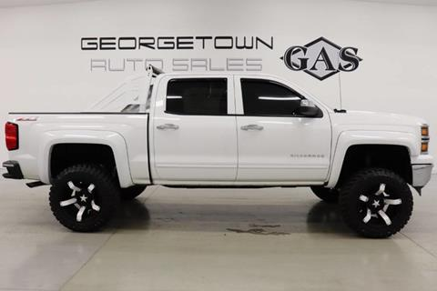 2015 Chevrolet Silverado 1500 for sale in Georgetown, SC